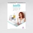 Legyél mindig naprakész a Solanie 2017-es naptárával