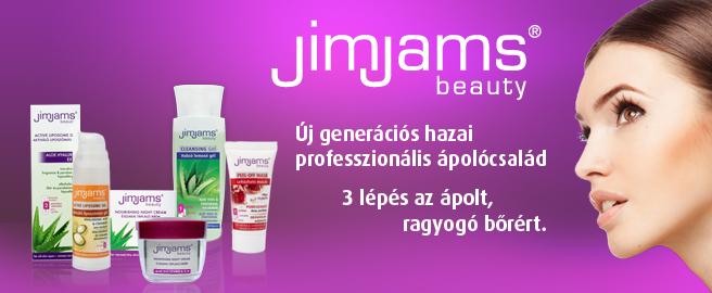 JimJams Beauty az új generációs hazai professzionális ápoló család
