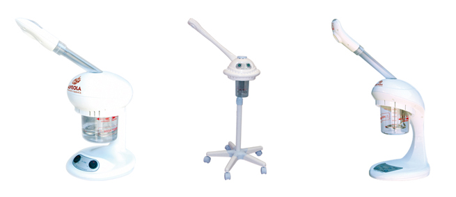 Elektrokozmetikai módszerek - gőzölő