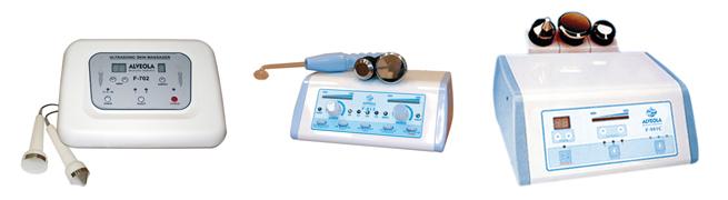 Elektrokozmetikai módszerek - ultrahang