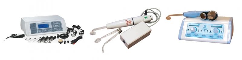 Elektrokozmetikai módszerek - vio