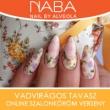 NABA - Vadvirágos Tavasz online szalonköröm verseny