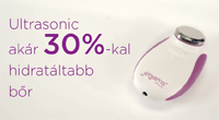 JimJams Beauty Ultrasonic Bőrfiatalító szett