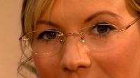 Malu Wilz smink szemüvegeseknek