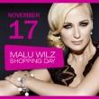 Újra Malu Wilz Shopping Day - november 17-én