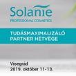Solanie tudásmaximalizáló workshop és partnerhétvége