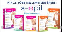 X-Epil TV reklám