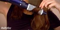 BaByliss AS100E Meleglevegős hajformázó