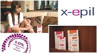 Új - X-Epil Használatra kész gyantázócsíkok (15 mp)